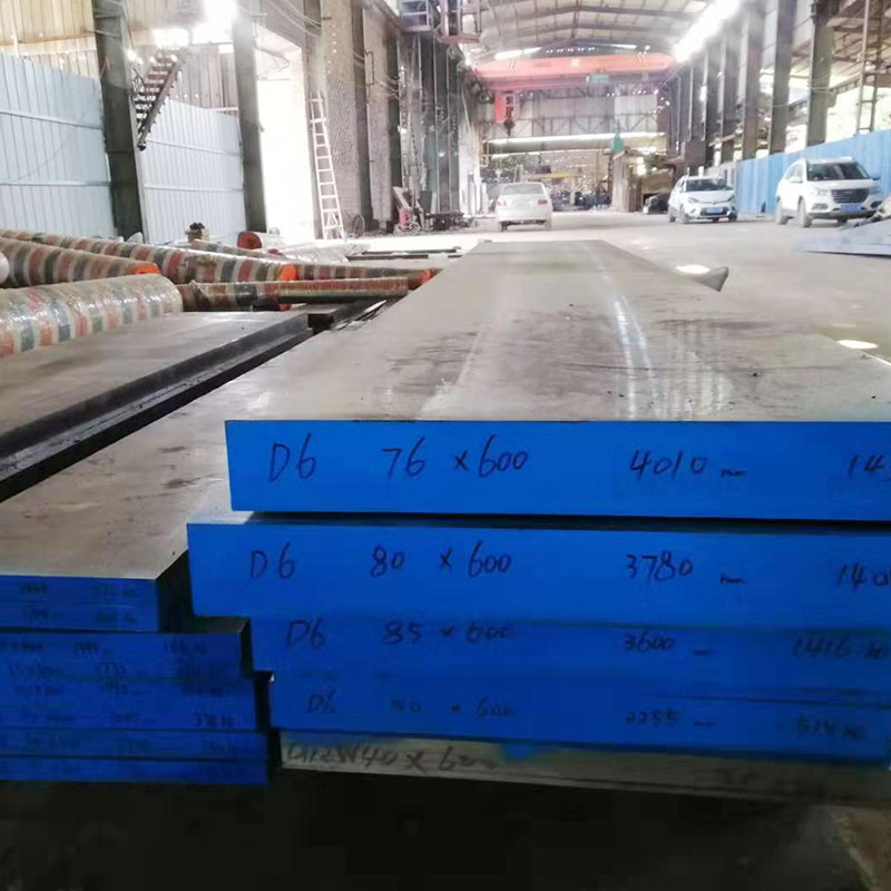 D6 / 1.2436 / Cr12W Cold Work Tool Steel Plates / Bars / Sheet / Forgings